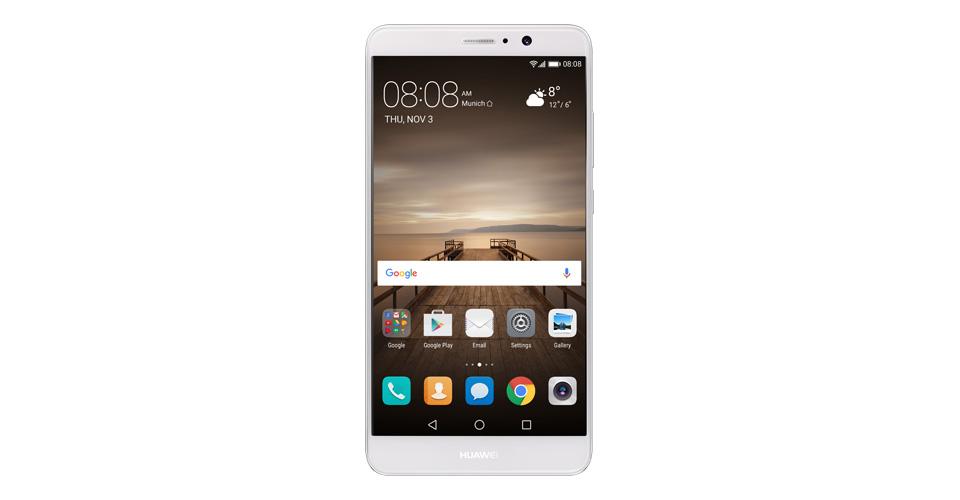 Huaweiの国内版Mate 9が発表! 価格は税抜60,800円で発売日は12月16日