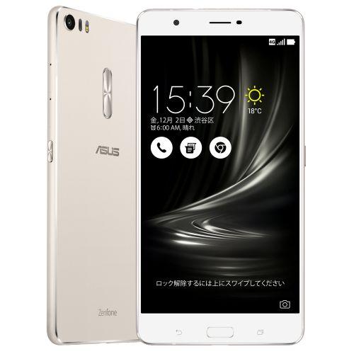 国内版ZenFone 3 Ultraのスペックレビュー! 価格は税込64,584円