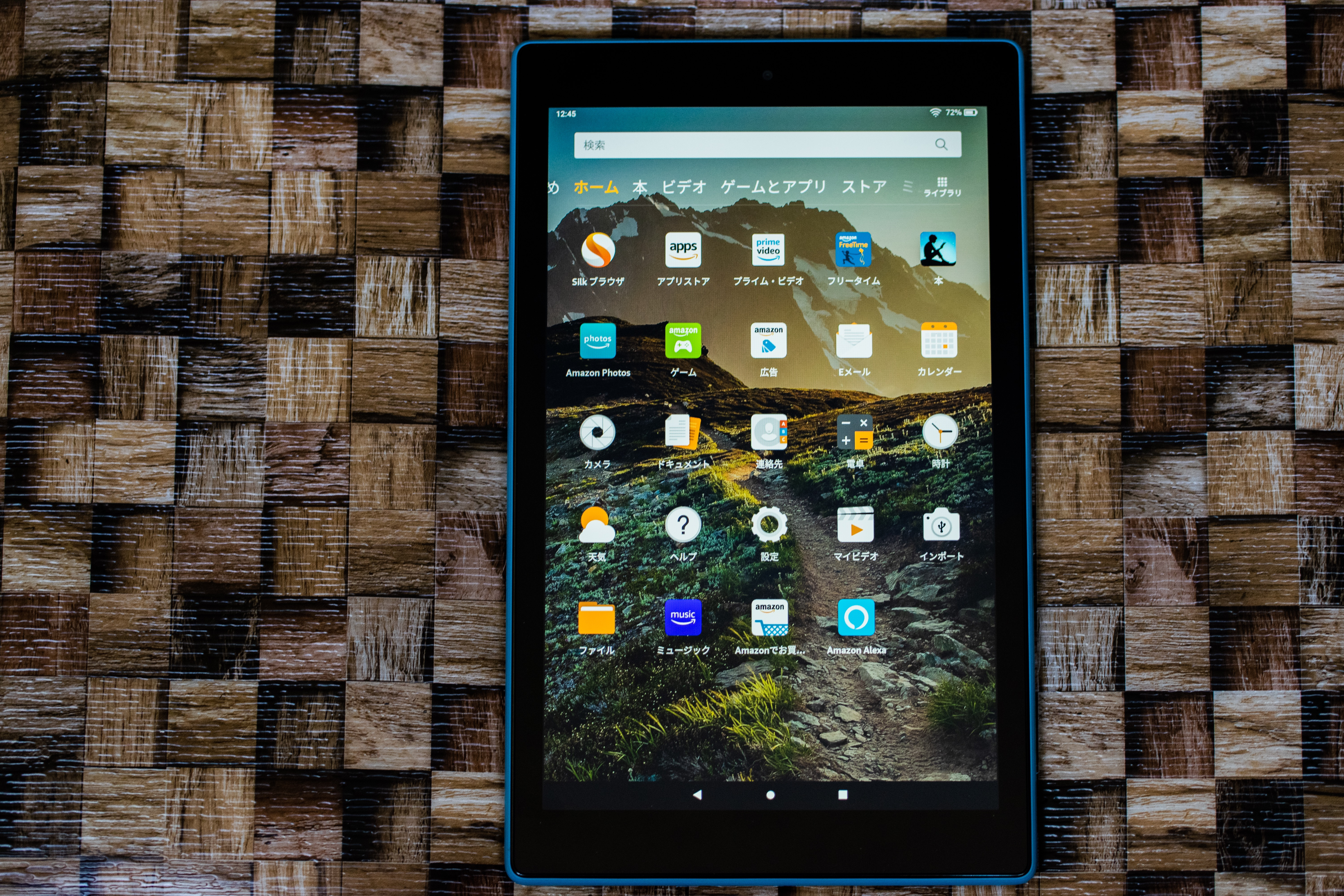 Fireタブレット Fire HD 10