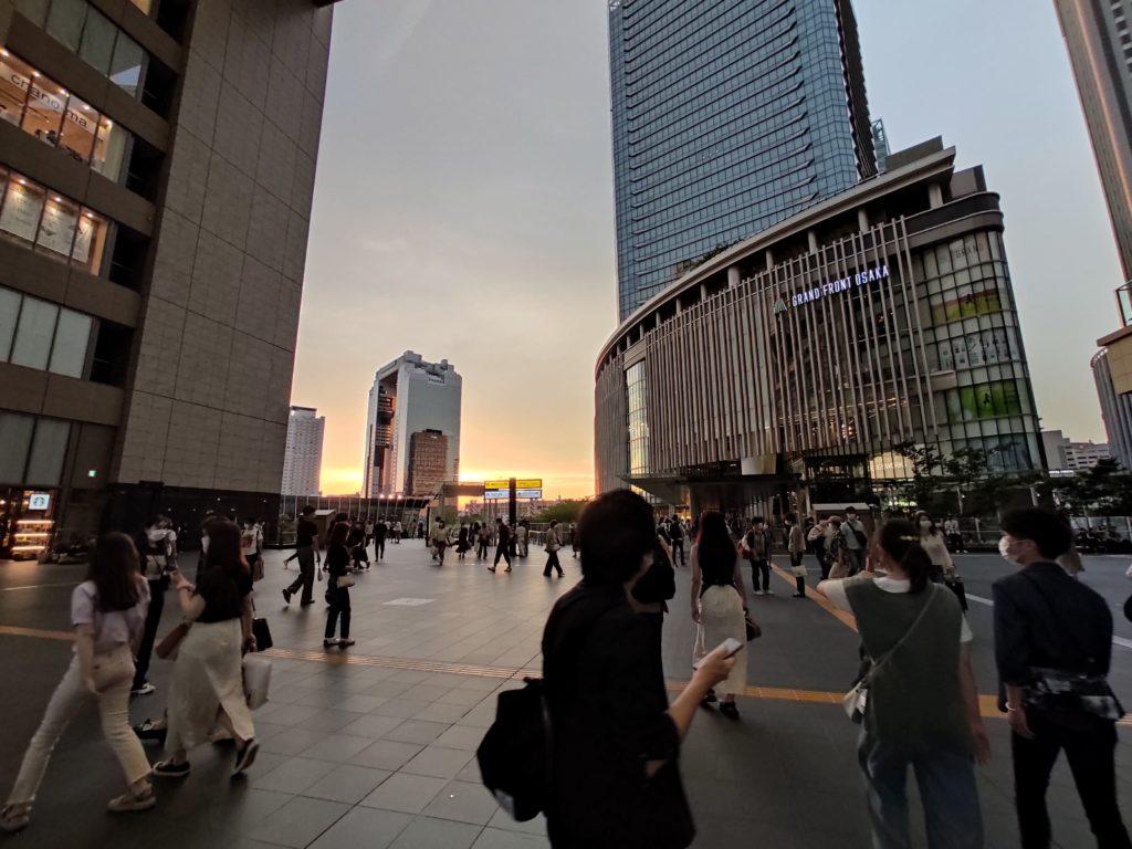 Redmi Note 9Sで撮影